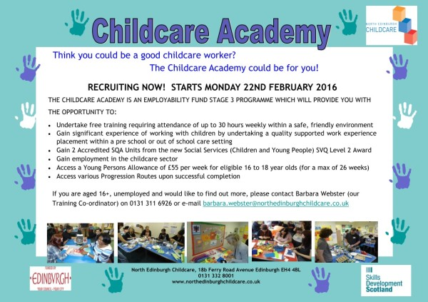 Childcare Academy